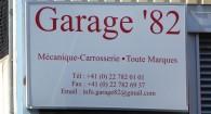 garage 82 sarl