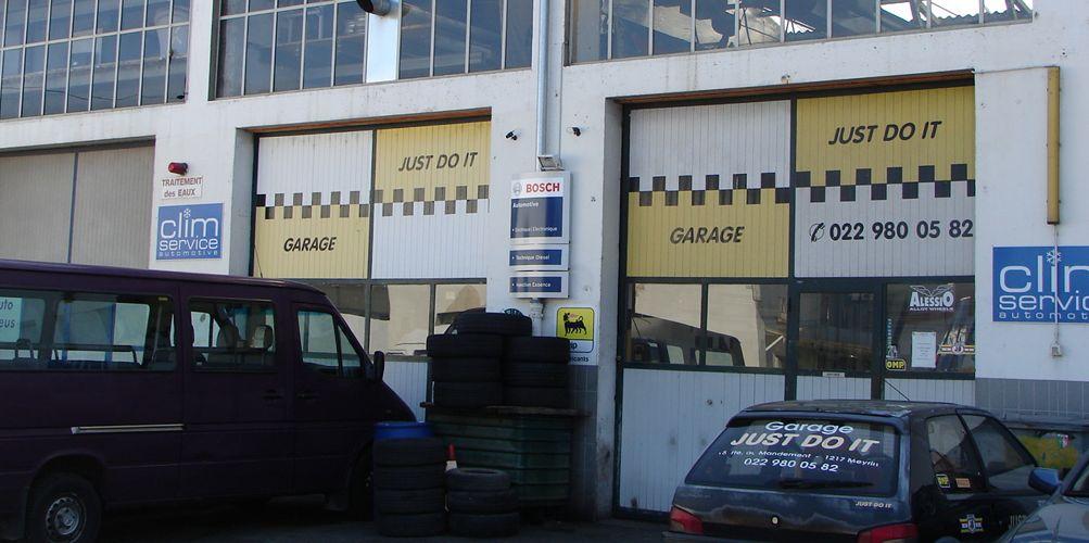 garage just do it lourenco eusebio et usai
