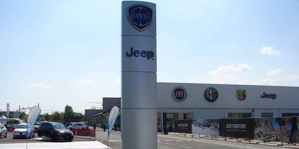 Pneu Hiver Comparatif >> Motor Village Genève à Meyrin: Fiat Jeep Alfa Romeo | Auto2Day