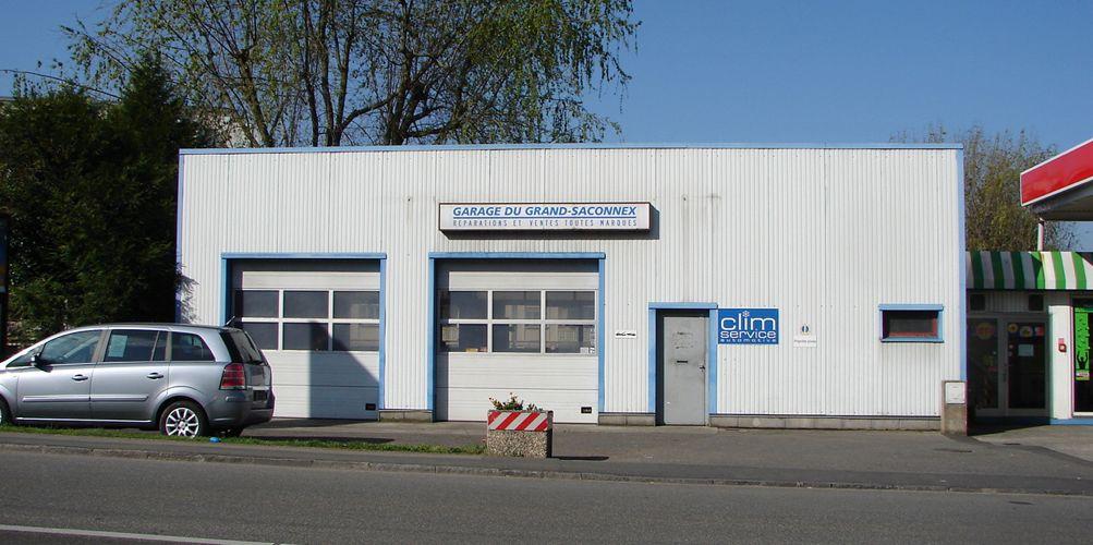 garage du grand saconnex genco calogero geneve
