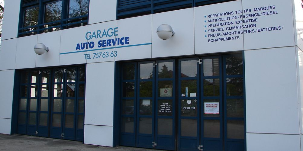 auto service bernex