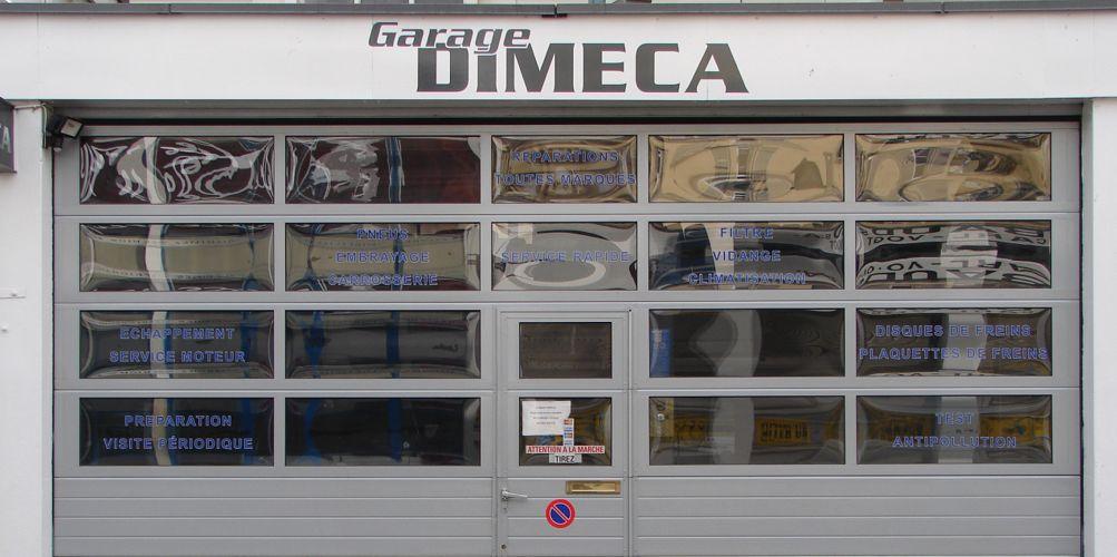 Garage dimeca aux eaux vives 1207 gen ve auto2day for Garage des vives eaux dammarie les lys