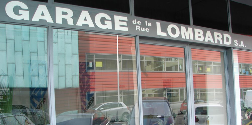 garage de la rue lombard sa