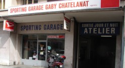 garage et carrosserie sporting sa