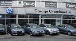 garage chatelanat sa