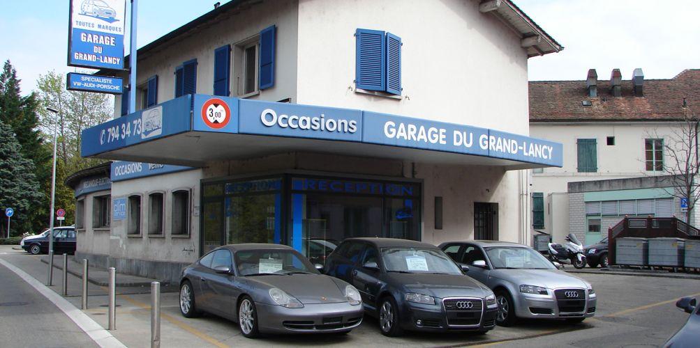 garage du grand lancy