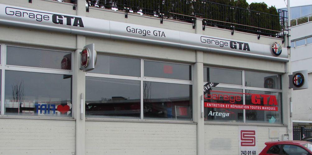 Pneu Hiver Comparatif >> Garage GTA SA: Alfa Romeo Genève, Plan-les-Ouates | Auto2Day
