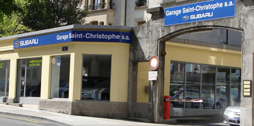 garage et carrosserie saint christophe sa