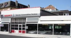 garage gervaix automobiles geneve