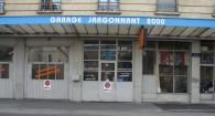 garage place jargonnant eaux-vives genève