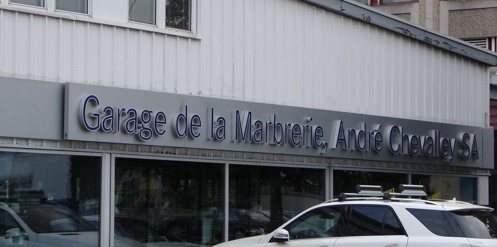garage de la marbrerie carouge geneve