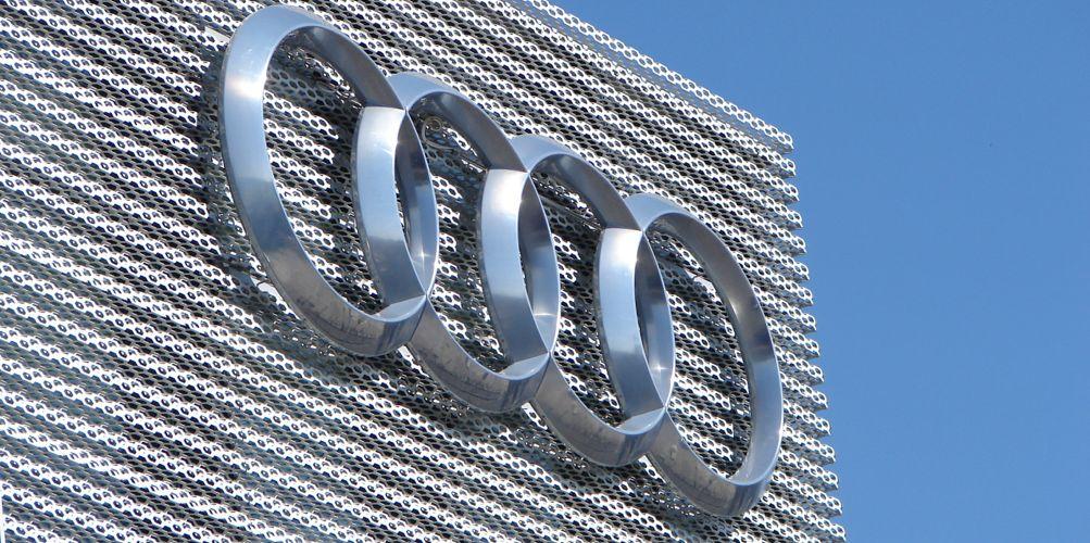 Logo Audi Garage Jean Krucker