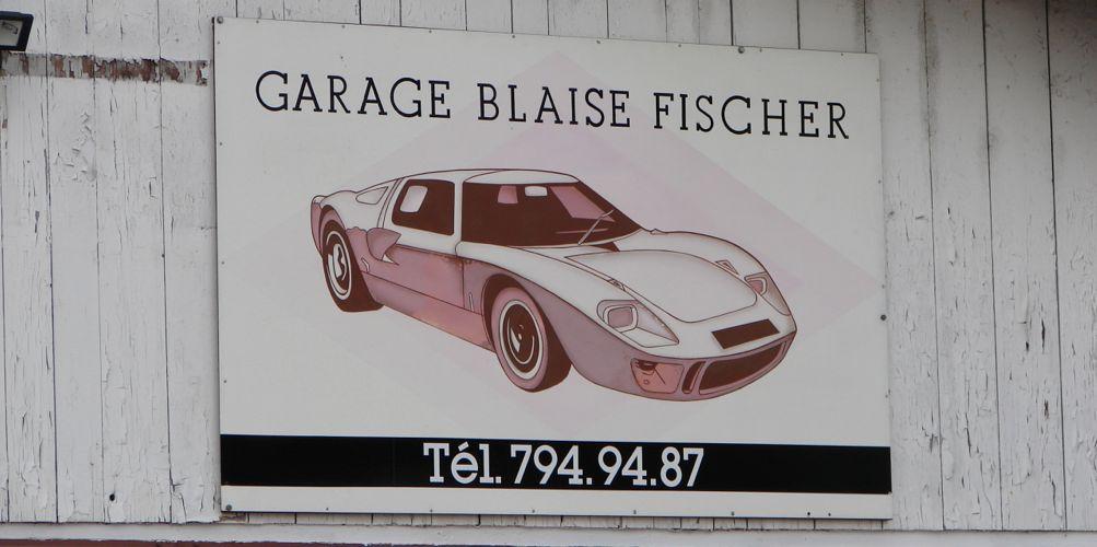 garage blaise fischer grand lancy geneve
