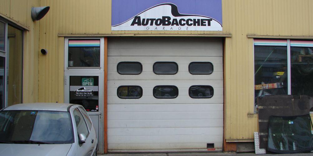 Garage autobacchet gen ve 1228 plan les ouates auto2day for Garage dacia plan les ouates