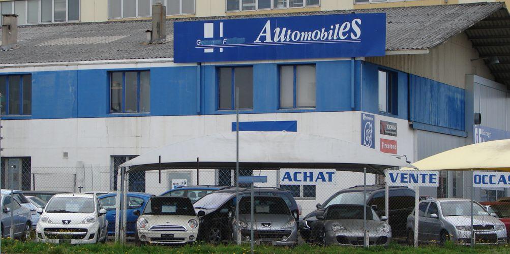 Gf automobiles gen ve garage plan les ouates auto2day for Garage dacia plan les ouates