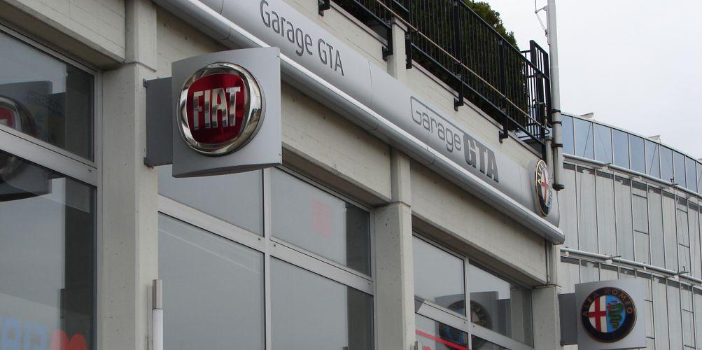 Garage gta sa alfa romeo gen ve plan les ouates auto2day for Garage dacia plan les ouates