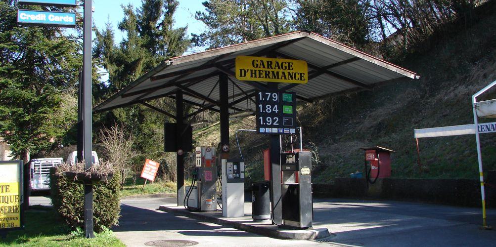 garage hermance genève