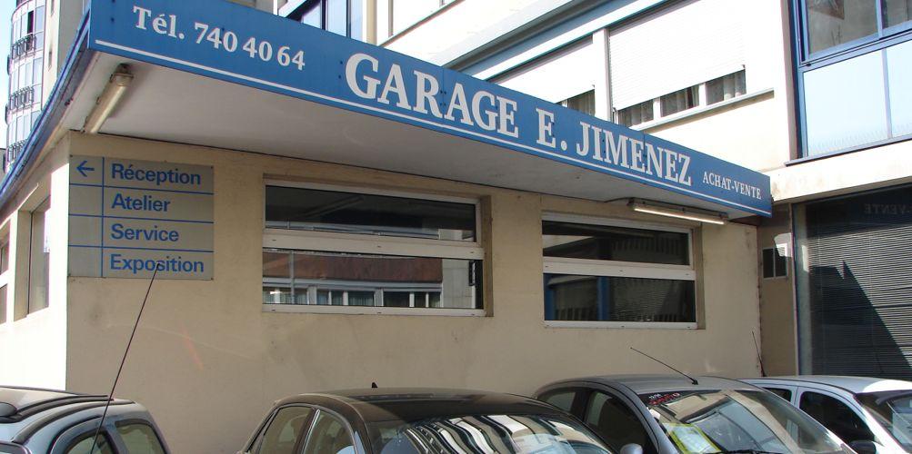 garage jimenez geneve