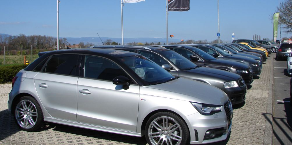 Modèles Audi Garage Jean Krucker