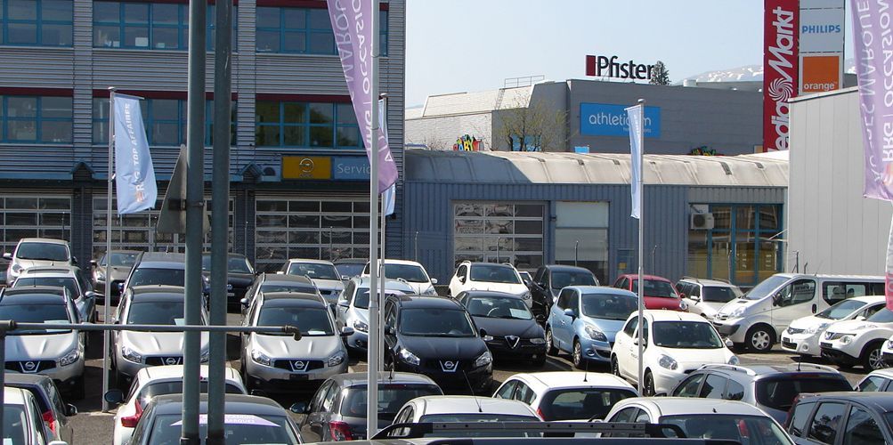 promocar sa garage nissan gen ve 1217 meyrin auto2day. Black Bedroom Furniture Sets. Home Design Ideas