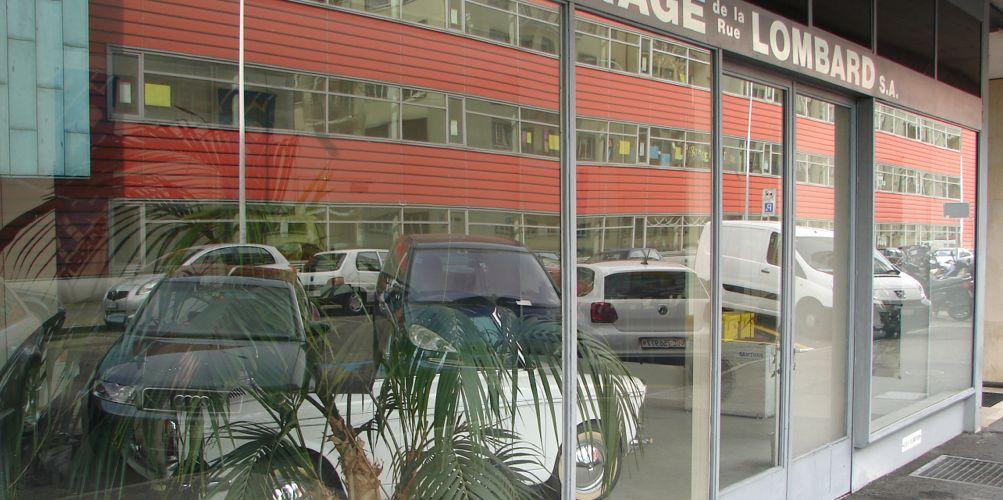 garage rue des allobroges carouge
