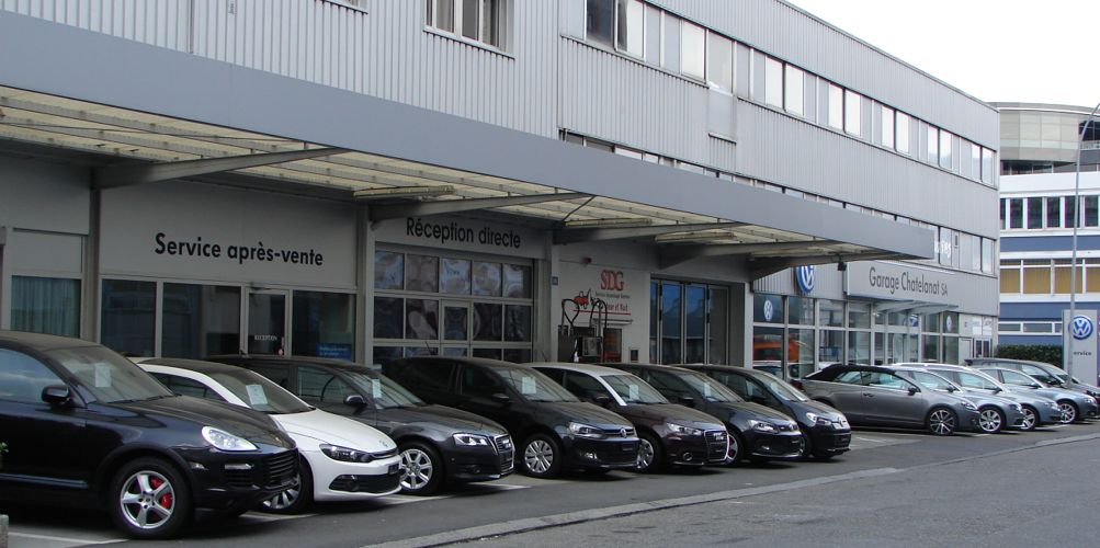 garage chatelanat sa audi vw gen ve 1227 carouge auto2day