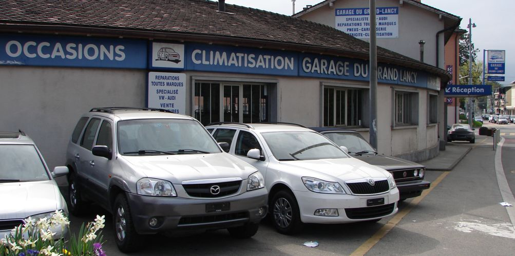 garage du grand-lancy geneve