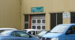 garage chemin de la cartouchiere geneve