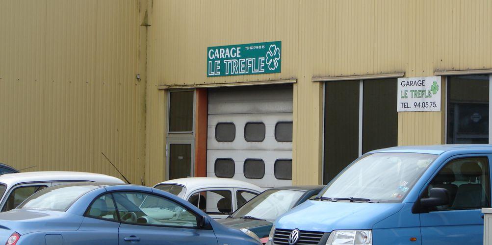 Garage le tr fle gen ve 1228 plan les ouates auto2day for Garage dacia plan les ouates