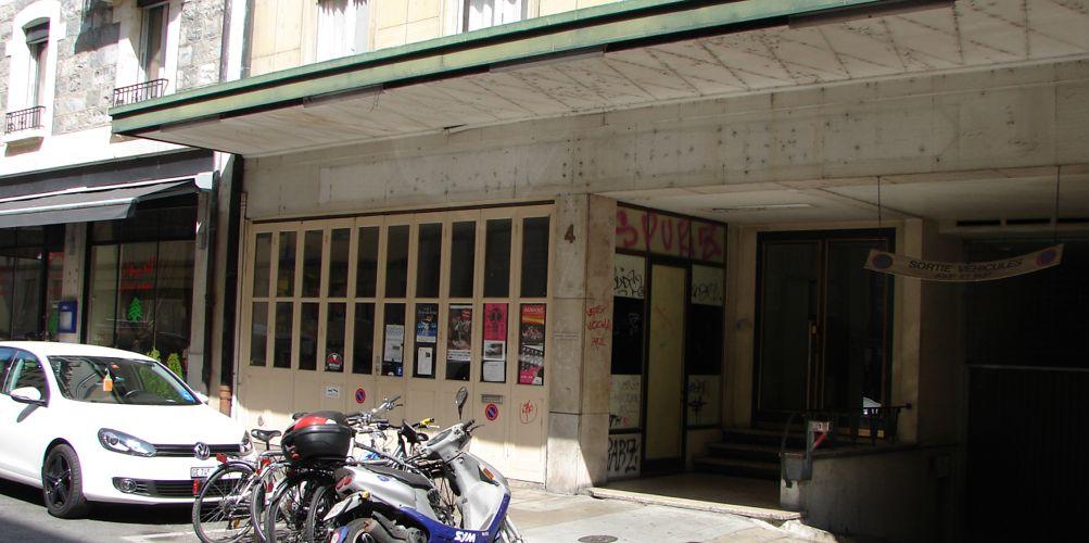 garage rue de zurich paquis geneve