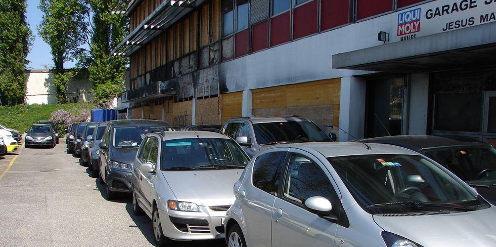 garage de l etang mayo chemin de l etang geneve