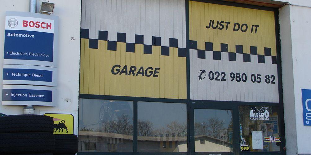 garage route du mandement meyrin geneve
