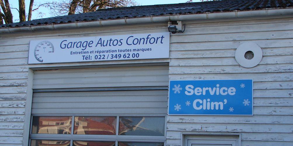 Garage autos confort gen ve 1225 ch ne bourg auto2day for Garage sireine auto bourg la reine
