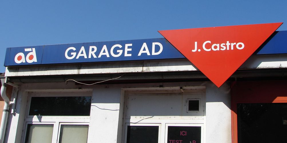 garage mazda geneve