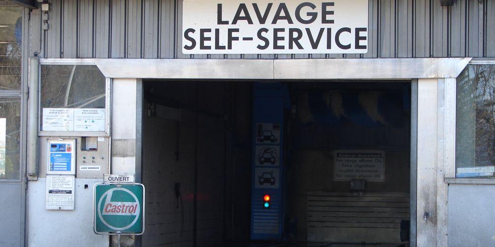 Lavage voiture garage psaros vesenaz