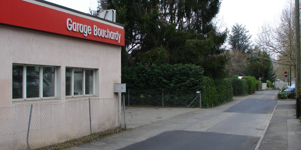 Garage bouchardy gen ve 1228 plan les ouates auto2day for Garage dacia plan les ouates