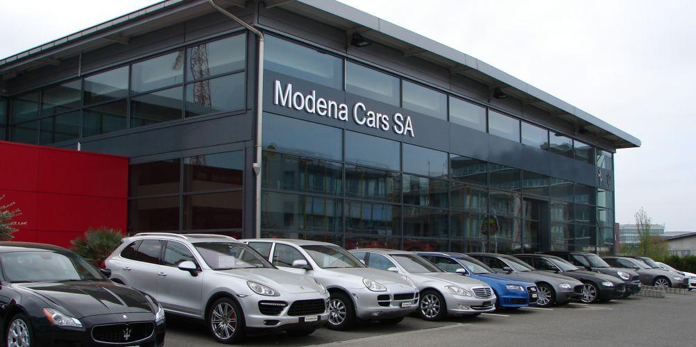 Modena cars sa gen ve garage ferrari maserati auto2day for Garage auto luxe venissieux