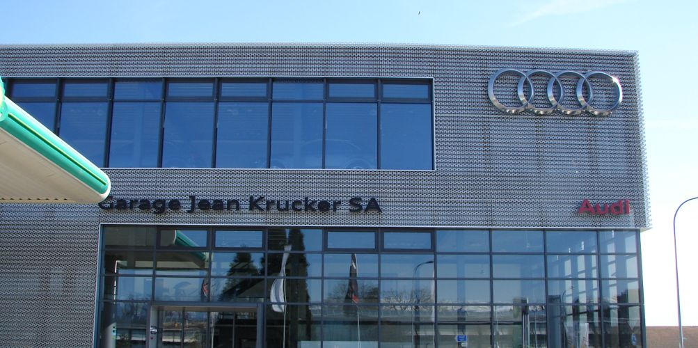 Garage Jean Krucker SA