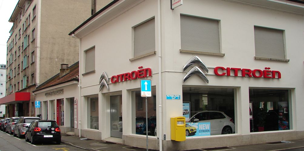 Garage central fribourg garage citro n fribourg auto2day for Garage citroen villepinte
