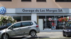 garage du lac morges