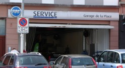garage de la place vevey