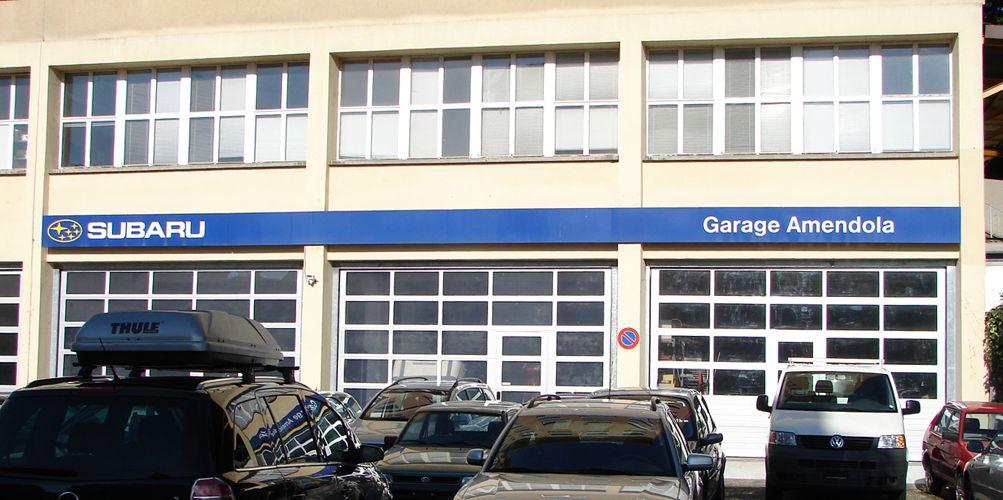 garage amendola lausanne