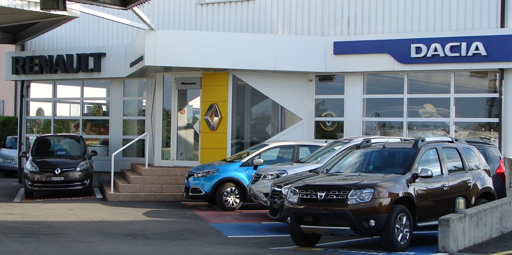 rrg l man nyon garage renault dacia auto2day. Black Bedroom Furniture Sets. Home Design Ideas