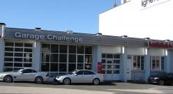 garage challenge lausanne