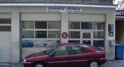 garage fedele lausanne