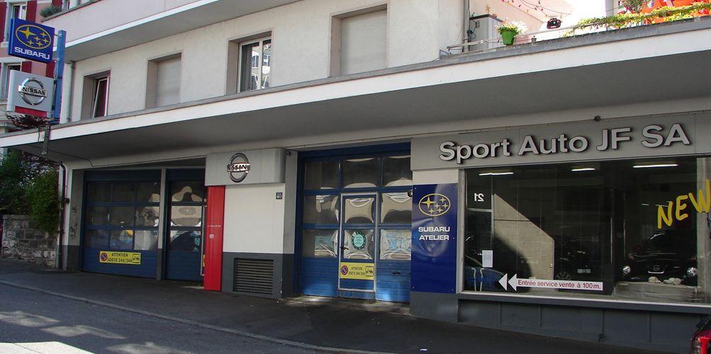Meilleur Pneu Hiver 2017 >> Garage Sport Auto JF SA : Subaru Nissan Lausanne | Auto2Day