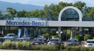 garage mercedes benz nyon