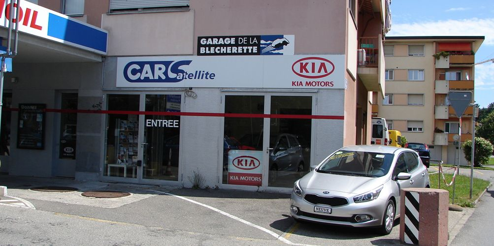 garage de la blecherette