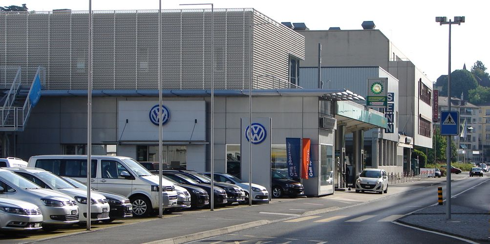 Automobiles senn neuch tel garage vw audi seat auto2day for Garage de la pinede volkswagen