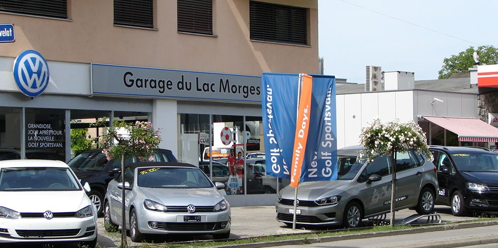 garage du lac morges sa garage vw 1110 morges auto2day. Black Bedroom Furniture Sets. Home Design Ideas